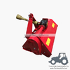China EFGC125 Tractor Mounted 3point Flail Mower company