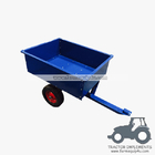 China 2WCART-9.9 2Wheel 9.9cubic. Utility Cart Trailers -Folding Garden Trailer with Bolted company