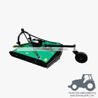 China 5SM - Garden Tool Tractor 3 point Rotary Slasher Mower for tractor with CE 5Ft company