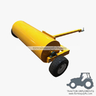 """China 6LR20 Land aerator roller for tractors and ATVs,6ft length x 20"""" drum company"""