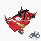 China 5FM 3-Point hitch finishing mower 5ft factory