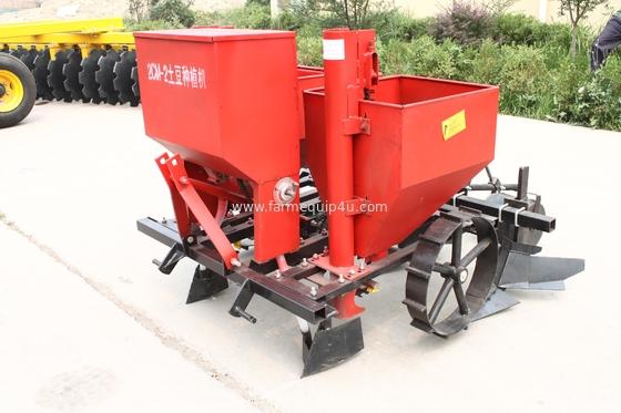 China 2CM-2 , Farm equipment tractor 3point Potato Planter Two-row distributor