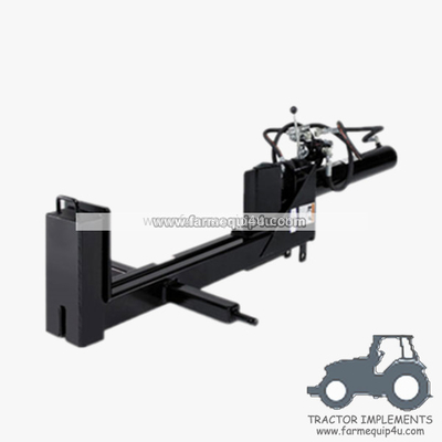 China Log Splitter with tractor 3point hitch mounted hydraulic cylinder distributor