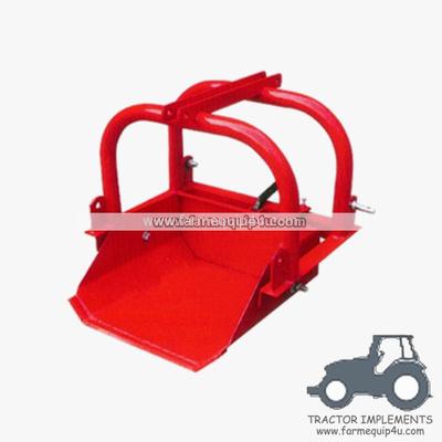 "China DSCP24 - Farm equipment tractor 3pt Dirt scoop 24"" distributor"