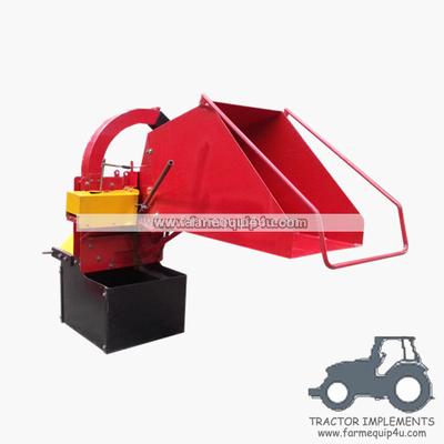 China Farm equipment tractor pto wood chipper WC-6/WC-8 distributor
