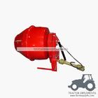 5CM - 3 point hitch PTO Cement Mixer ,concrete mixer 200lit