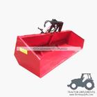7HTB-Hydraulic tipping link box metal transport box - 7ft
